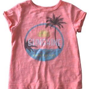 Carter's Summertime T-shirt